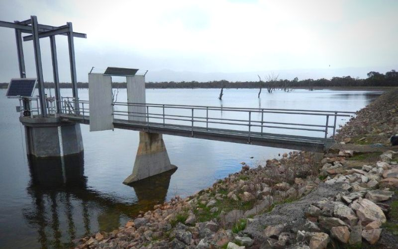 Ricksteel Fabrications Stawell - Bridge / Walkway over water
