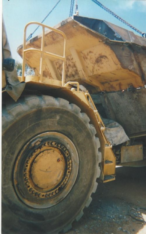 Ricksteel Fabrications Stawell - Large Tractor